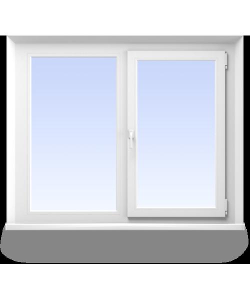 Окно 1300х1400