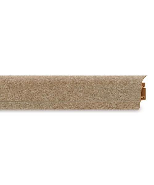 Плинтус ПВХ SD 60 220 Brown Nat Stone