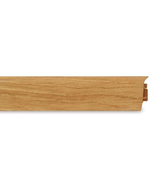Плинтус ПВХ SD 60 201 Spanish Oak