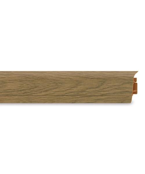 Плинтус ПВХ SD 60 205 Asian Oak