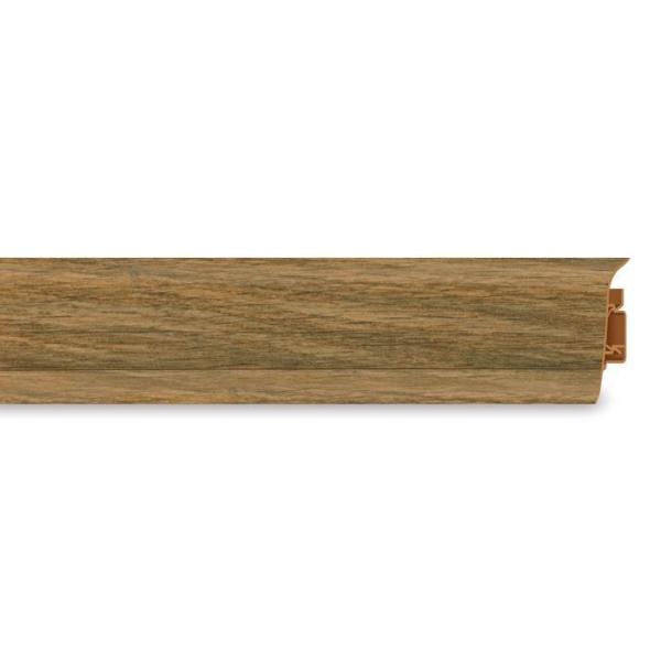 Плинтус ПВХ SD 60 206 Alpine Oak