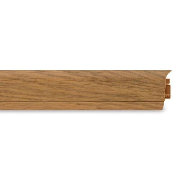 Плинтус ПВХ SD 60 208 Nordic Oak