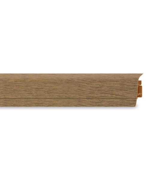 Плинтус ПВХ SD 60 209 Palermo Oak