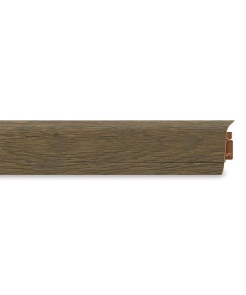 Плинтус ПВХ SD 60 210 Torrino Oak