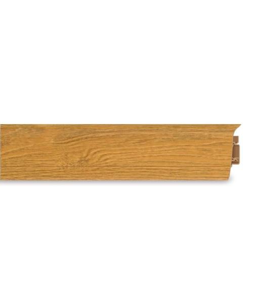 Плинтус ПВХ SD 60 235 Honey Oak