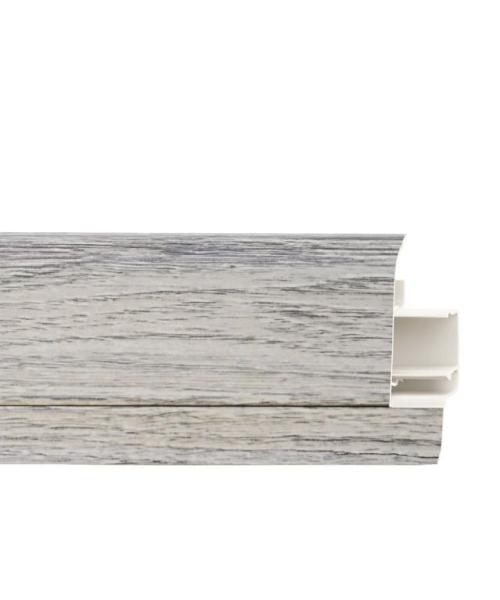 Плинтус ПВХ SD 60 242 Grey Oak